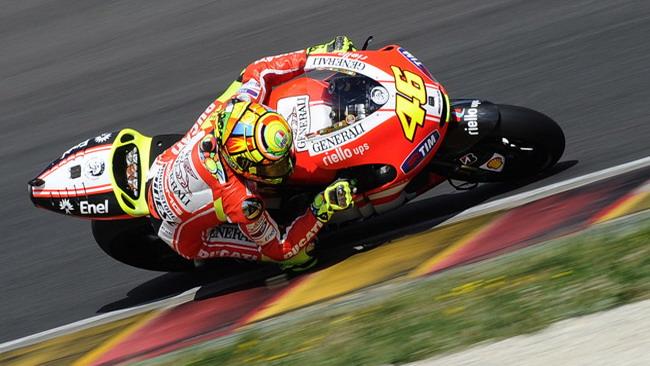 Nei test di Valencia si vedrà la GP12