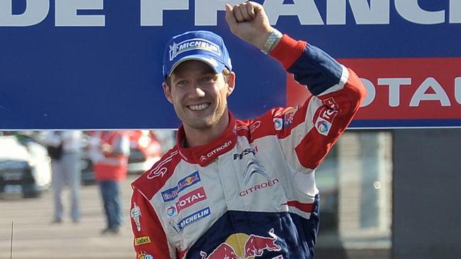 Ogier e la Polo WRC