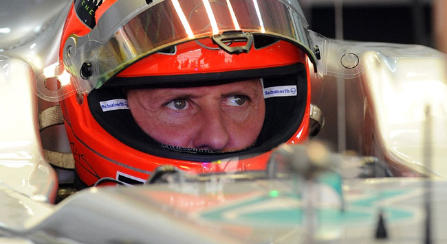 Schumacher festeggia 43 anni: