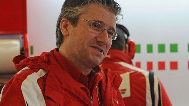 Ferrari F2012, Fry: