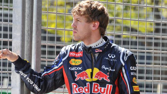 Vettel: