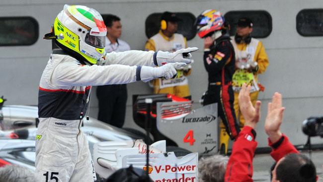 Sergio Perez: