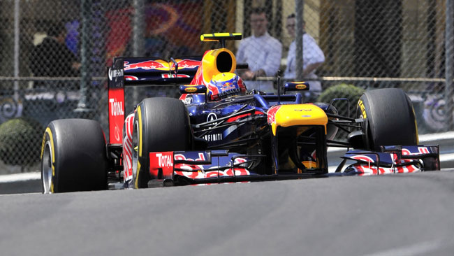 Webber rende onore a Schumi: