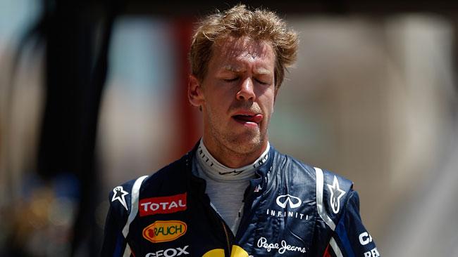 Vettel parla del ritiro:
