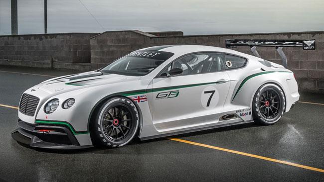 La Bentley torna