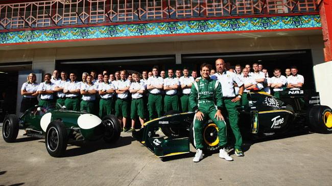 La Lotus a Valencia entra nel