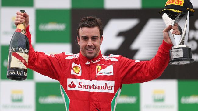 Alonso non recrimina: