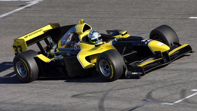 La nuova monoposto di Auto GP più veloce di circa 1