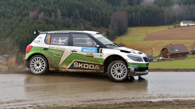 Janner Rally: Kopecky beffa Bouffier per appena 0