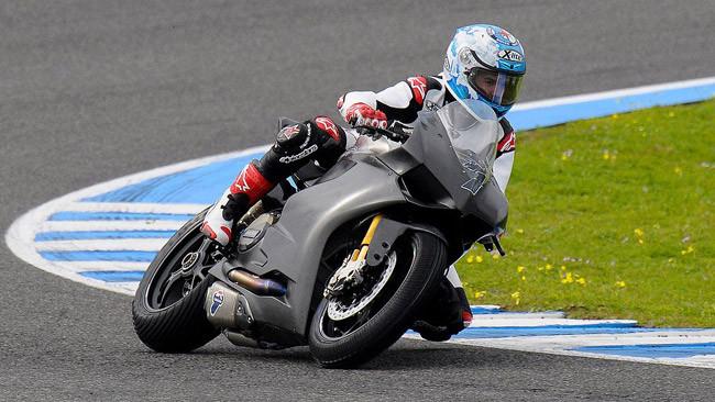 Marinelli e la Ducati decisi: