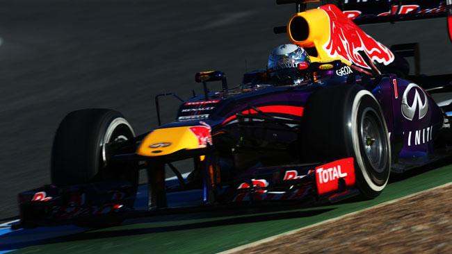 Jerez, Day 4, Ore 11: Vettel scende sotto all'1'19