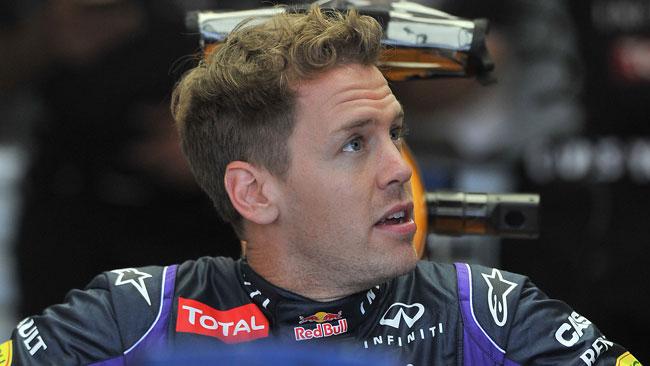 Vettel battezza la sua RB9