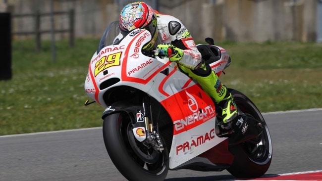 Riscontri positivi per Iannone sulla Ducati