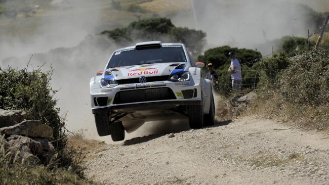 Sardegna, PS12: Latvala vince e recupera 10