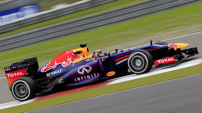 Nürburgring, Libere 3: Vettel rifila 0