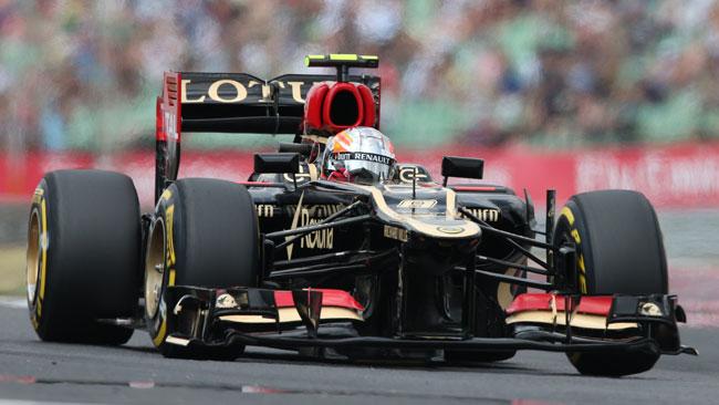 Grosjean penalizzato 20
