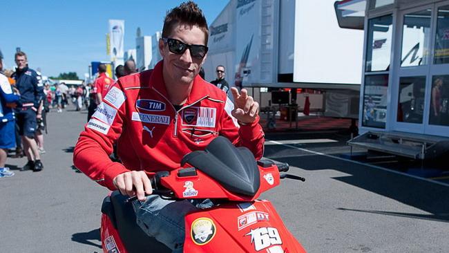 Hayden su Rossi: