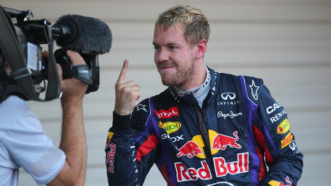Vettel ammette: