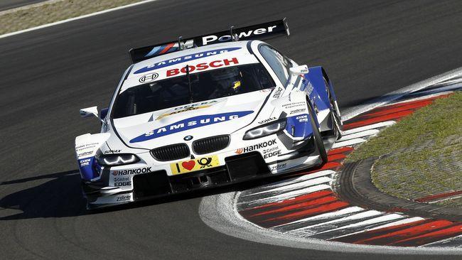 Dirk Werner e la BMW già