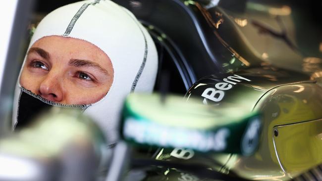 Rosberg: