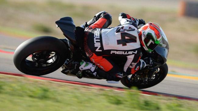 Jerez, Day 5: Davide Giugliano scende fino a 1'40