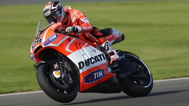 La Ducati tenta la carta