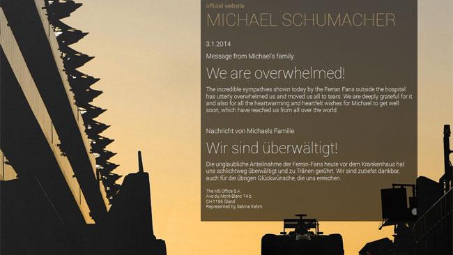 Famiglia Schumi: