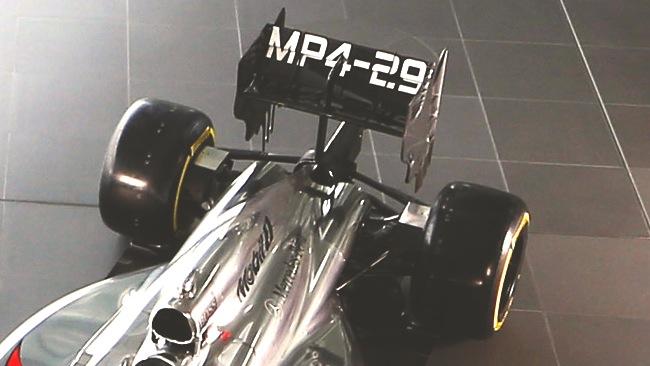 McLaren: la