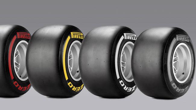 Pirelli porta una mescola hard
