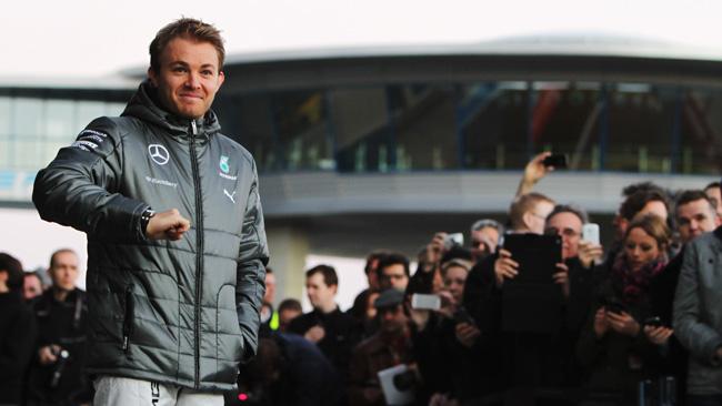 Rosberg soddisfatto: