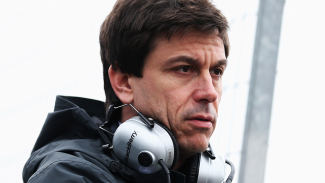 Toto Wolff: