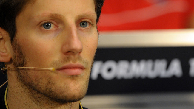 Grosjean: