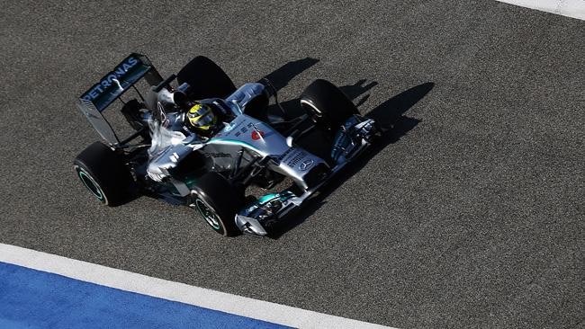 Bahrein, Day 4 (Ore 12): Rosberg a un 1