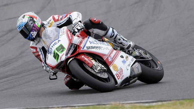 Canepa regala alla Ducati la prima