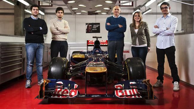 Red Bull rilancia il progetto