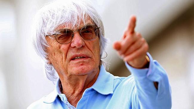 Ecclestone punta su Hamilton: