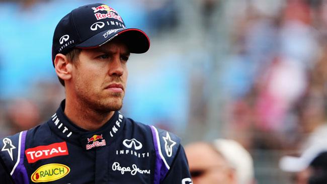 Vettel resta calmo: