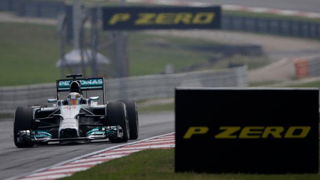 La Pirelli stima un divario tra le mescole tra 1