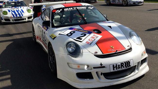 GDL Racing sul podio