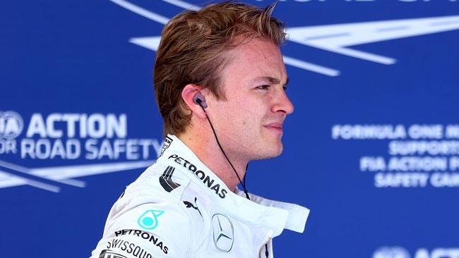 Rosberg deluso: