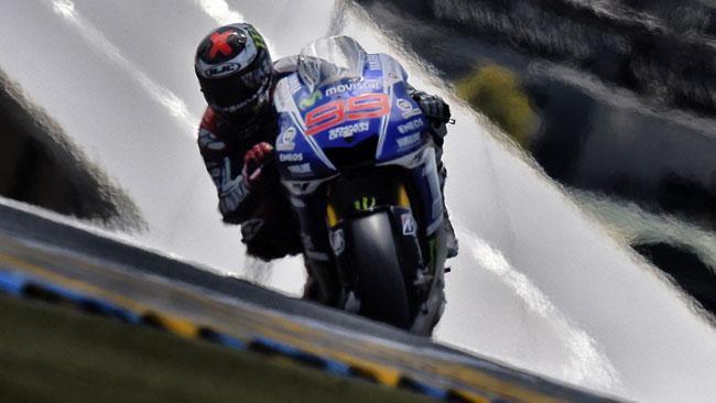 Obiettivo podio per Lorenzo:
