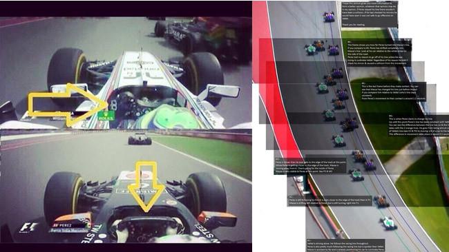 Lo scontro Perez-Massa prosegue a colpi di