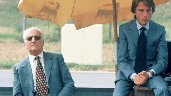 Montezemolo ricorda Ferrari: