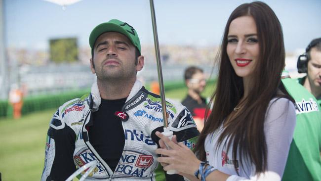 Barbera proverà la Ducati GP14