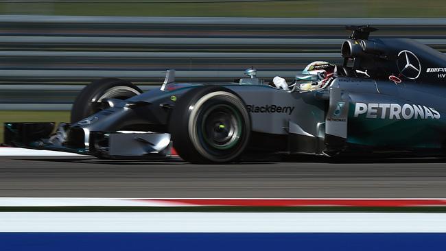 Austin, Libere 3: Hamilton stacca Rosberg di 0