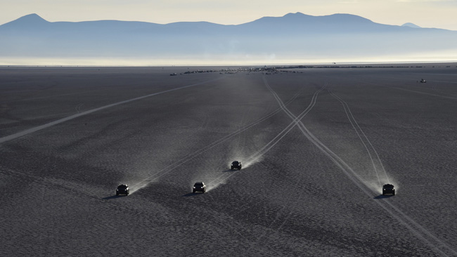 Dakar: Peterhansel: