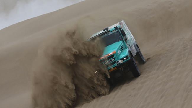 Dakar, De Rooy: