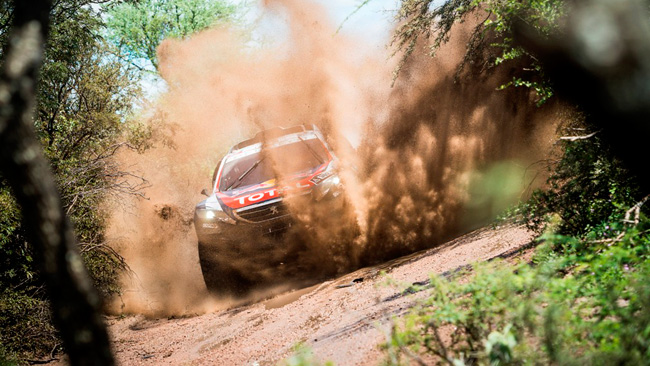 Dakar: Peterhansel: