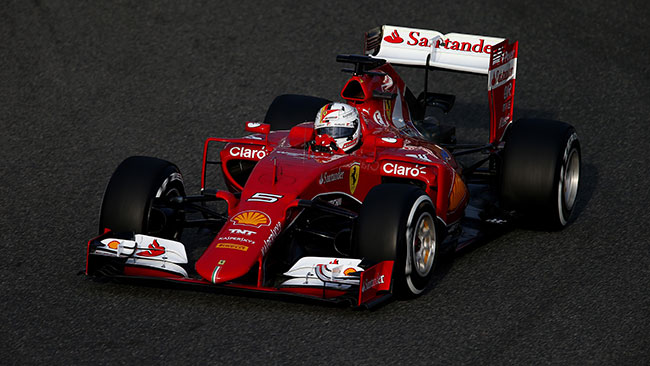 Jerez, Day 2, Ore 11: Vettel scende sotto all'1'21