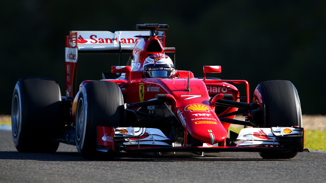 Jerez, Day 4, Ore 12: Raikkonen il primo sotto all'1'24